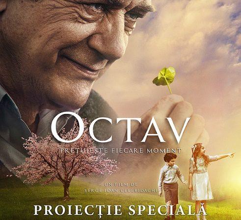 """Centrul  Județean de Cultură și Creație Călărași vă așteaptă vineri, 3 noiembrie 2017, la proiecția filmului """"Octav"""""""
