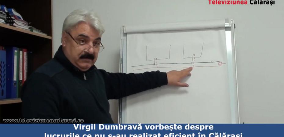 Virgil Dumbravă condamnă neregulile din mun. Călărași. El vine cu soluții. Iată care…VIDEO