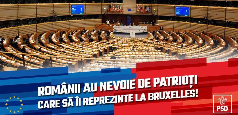 Împreună, îndrăznim să credem în România!