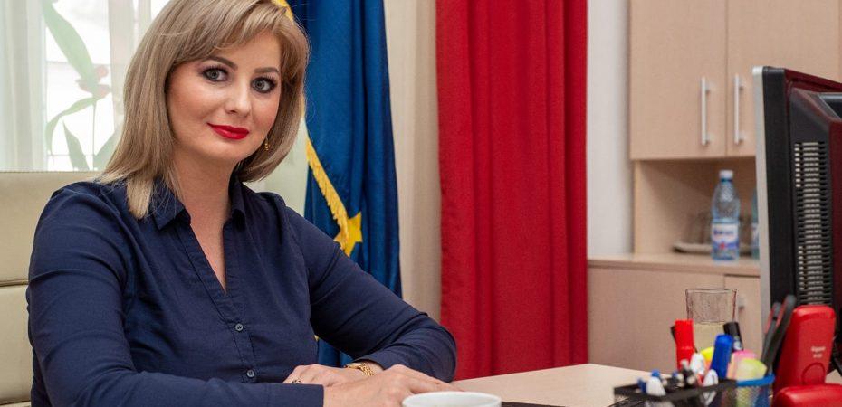 Roxana Pațurcă: economia României creşte aşa cum ne-am propus în Programul de guvernare