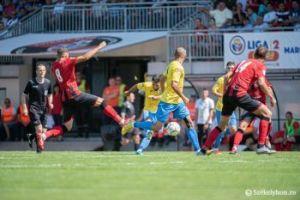 FK Csikszereda Miercurea Ciuc – Dunărea Călărași: 1 – 1