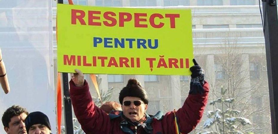 Pensiile militare = pensii speciale?