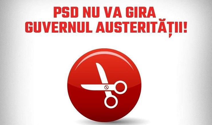 Roxana Pațurcă: Parlamentarii PSD nu vor valida guvernul austerității…