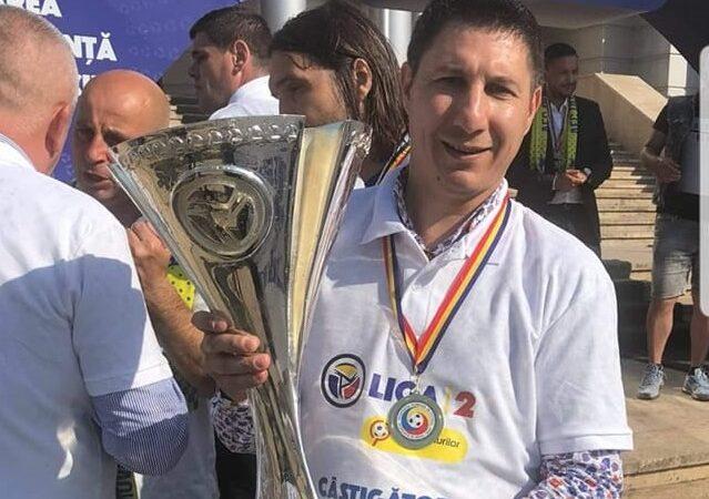 AFC Dunărea 2005 Călărași: președintele Zanfir Cristian continuă reorganizarea echipei