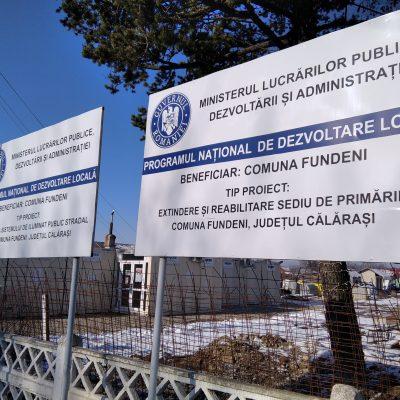 Fundeni: Primarul Cărtușanu așteaptă intrarea în normalitate…