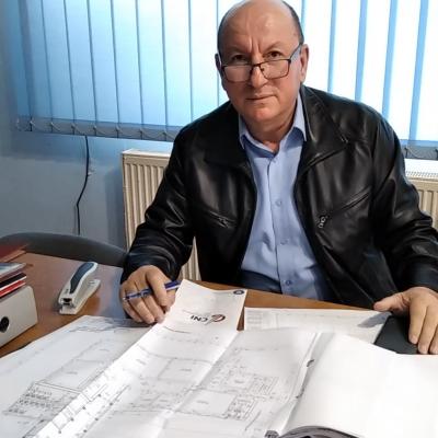 Ciocănești. Primarul Velicu Dan și proiectul construcției unei săli de sport…VIDEO