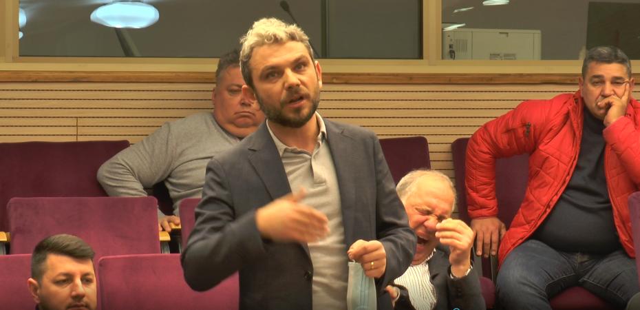 Eduard Grama uluiește consilierii cu adevărul despre falimentul AHC Dunărea Călărași 2014