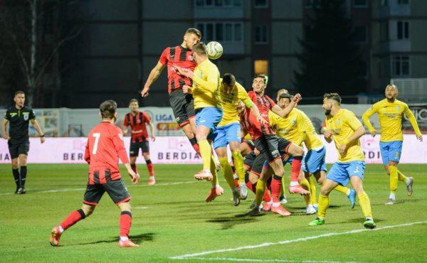 FK Csikszereda – AFC Dunărea Călărași : 1 -2