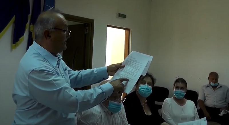 Budești. Consilierii au aprobat lista de investiții propusă de primarul Ilie Mihai. VIDEO