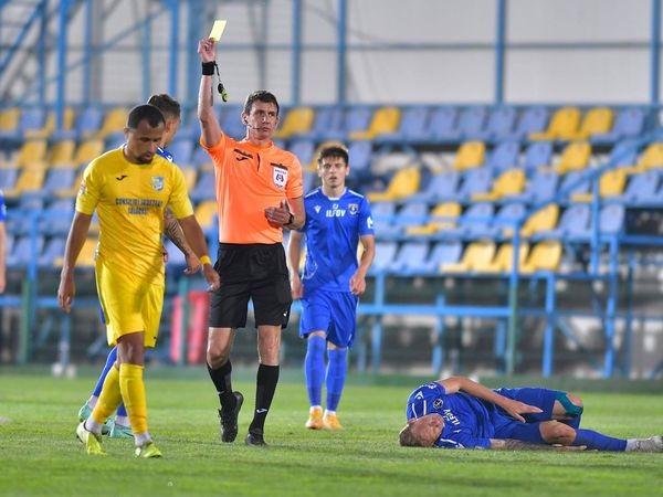 Dunărea Călărași nu mai intră în Liga I și primește 4 goluri de la FC Voluntari
