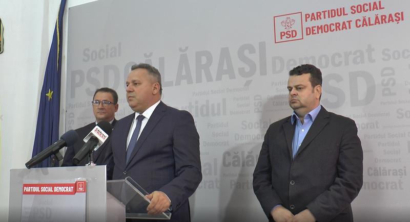 PSD/ Iliuță, Cionoiu și Dulce despre PNRR și proiectele importante de urmat…VIDEO