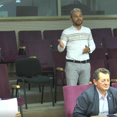 Unanimitate la CJ. Grama și Fulga conving pe consilieri să voteze pentru portul turistic de agrement…VIDEO
