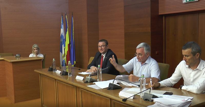 Ședința de Consiliu local 29 iulie 2021. VIDEO