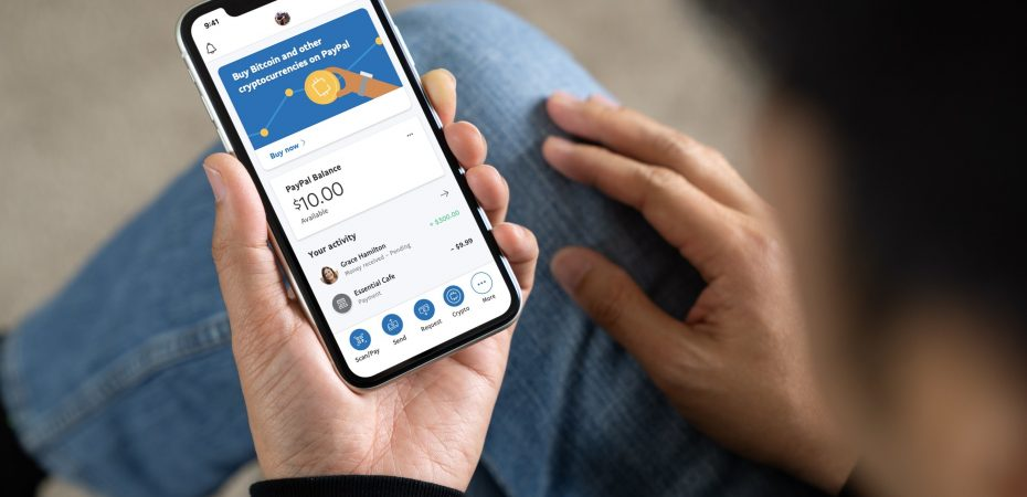 Pay Pal va lansa portofelul criptografic…