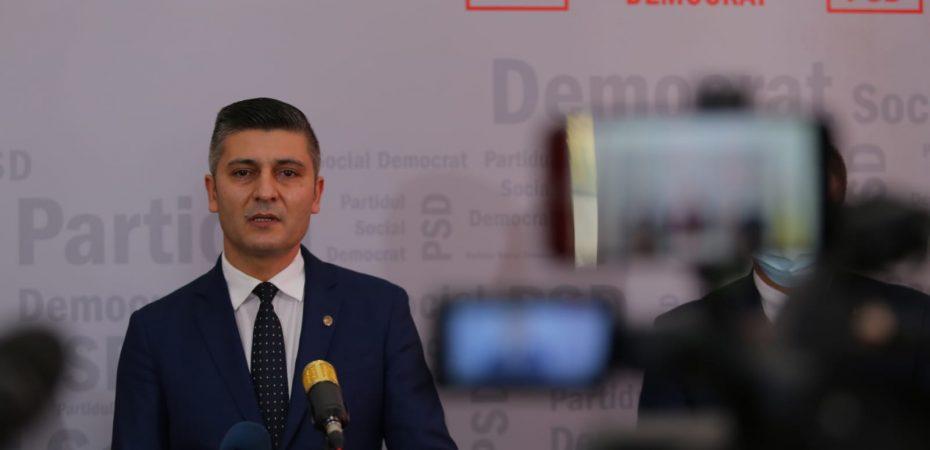 Susțin fermierul român! – Declarație de presă deputat PSD Bîrcă Constantin