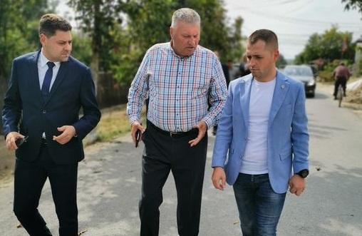 Ciprian Pandea/ PNL Călărași: Guvernul Cîțu a alocat CJ Călărași 2 178 168 lei. Dezvoltarea comunităților nu are culoare politică…